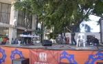 Josh Meck of Chabvondoka playing at First Street