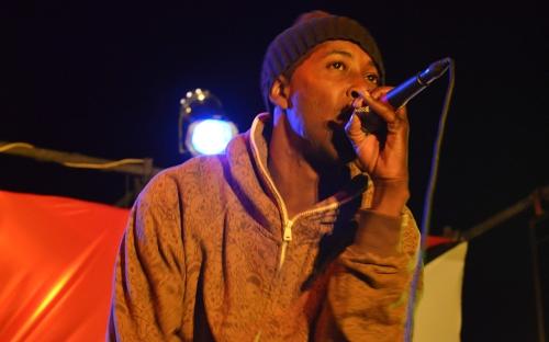 Mischif at the Shoko Hip Hop concert