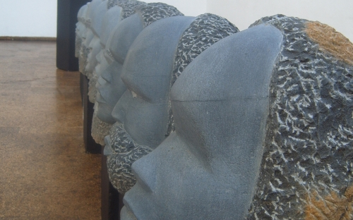 Shona stone sculptures