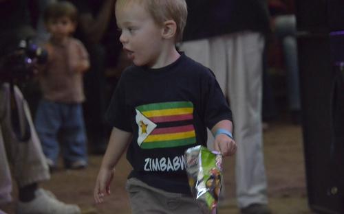 A patriotic Zimbabwean