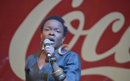 Eve Kawadza at HIFA