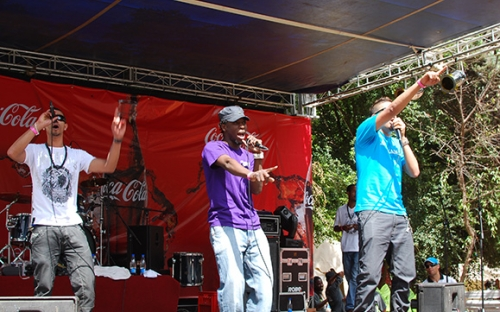 Bkay & Kazz featuring Ba Shupi at HIFA