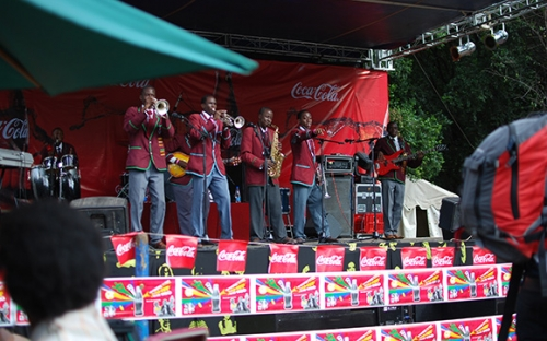 Prince Edward band