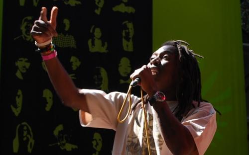 Outspoken at HIFA, Zimbabwe