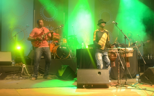 Mokoomba at HIFA