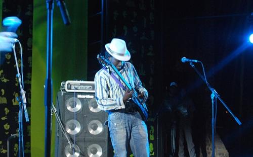 Josh Meck of Chabvondoka