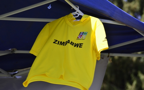 A yellow jersey? Havent seen this one yet. I wonder where this one came from?