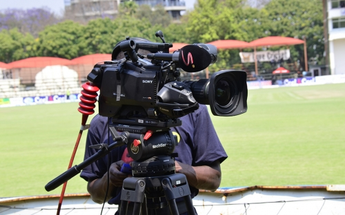 Supersport camera man.