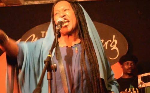 Xapa, Zimbabwe at Shoko Poetry Slam Express