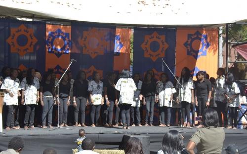 Chisipite Senior Choir