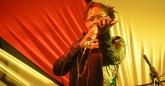 Aura Tha Poet at the Shoko Hip Hop concert