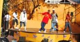 B Boying at the Simba Youth Zone at HIFA