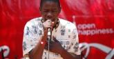 Mokoomba  lead singer Mathias Muzaza