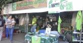 Environment Africa stall at HIFA