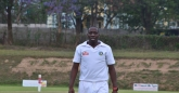 Shingi Masakadza, one of Mountaineers strike bolwers