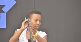 Mandisa Mabuthoe from Botswana
