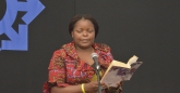Award winning author Pettina Gappah reads from her book at HIFA