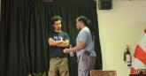 Akala and Hired Gun at the Shoko Festival Press Conference
