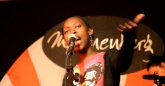 Flochyld, Zimbabwe at Shoko Poetry Slam Express
