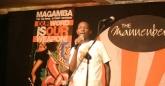 Madzitateguru, Zimbabwe at Shoko Poetry Slam Express