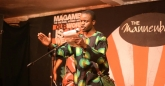 Nyamalikiti, Malawi at Shoko Poetry Slam Express