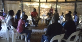 Drumming workshop at HIFA
