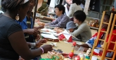 Origami Workshop at HIFA
