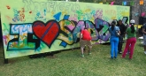 Graffitti at HIFA