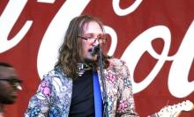 Tomas Brickhill  guitar and vocals for Chikwata.263