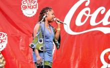 Mbira songstress Chiwoniso Maraire