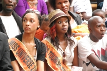 Miss Universe, Zimbabwe and her runner up