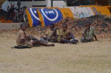 School Kids: In the povo area