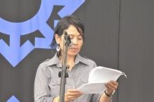 Dorothea Rosa Herliany from Indonesia at HIFA