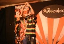 Synik, Zimbabwe at Shoko Poetry Slam Express