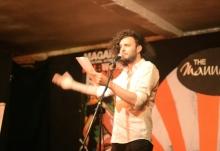 Mischael-Sarim, Germany at Shoko Poetry Slam Express