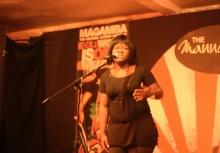 Blaq Pearl, Zimbabwe at Shoko Poetry Slam Express
