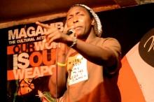 Timothy Mwaura, Kenya at Shoko Poetry Slam Express
