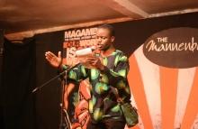 Nyamalikiti, Malawi at Shoko Poetry Slam Express