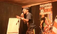 Godobori  at Shoko Poetry Slam Express